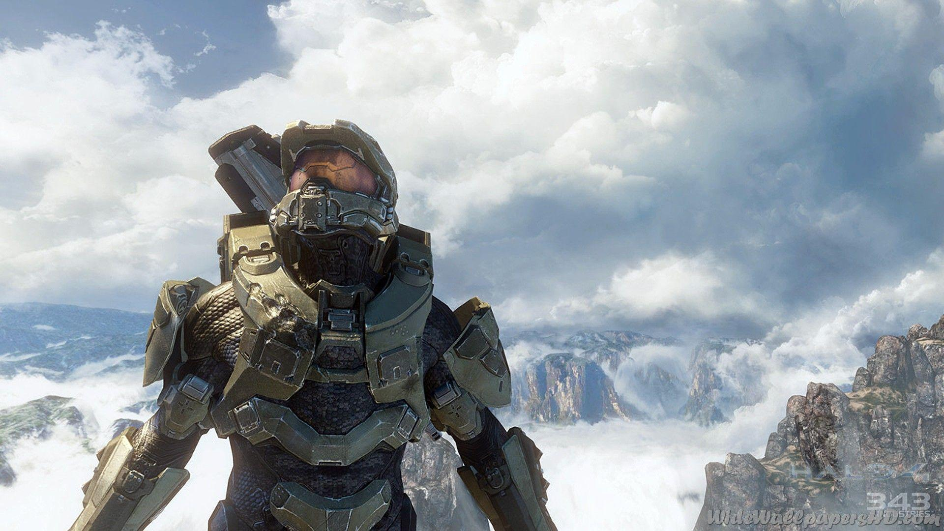 Halo Master Chief Wallpapers Wallpaper Cave