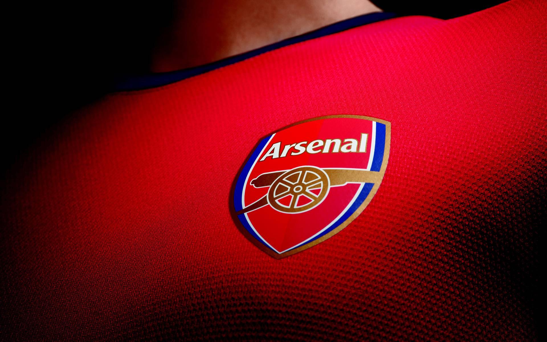 Wallpaper iphone arsenal - Arsenal Logo Jersey Wallpaper Hd Skilal 5527 Skilal Com