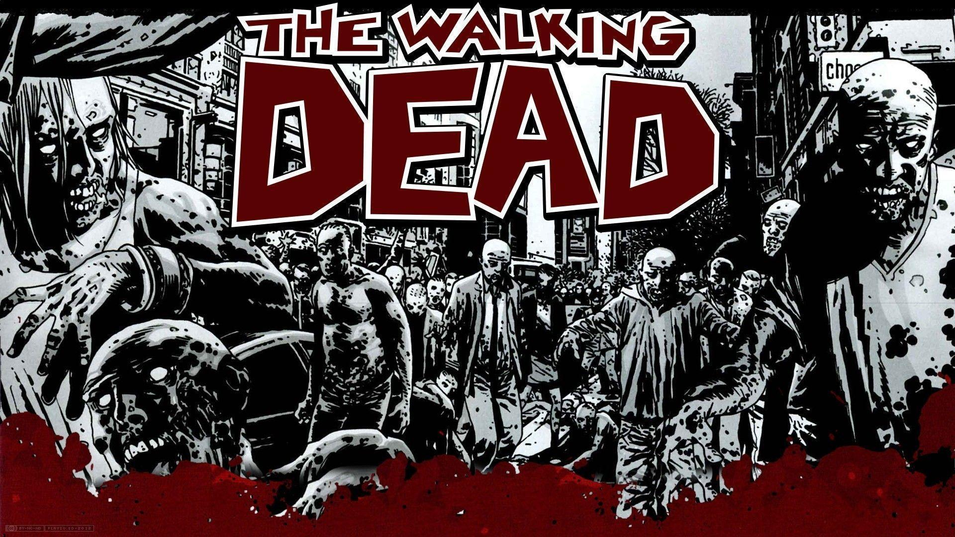 The Walking Dead Wallpapers 1920x1080 Wallpaper Cave