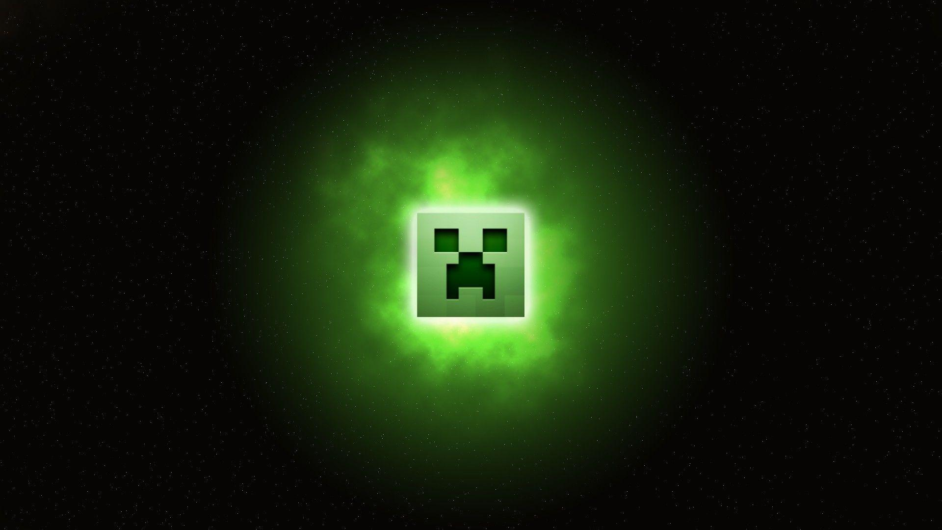 Images For > Minecraft Creeper Background