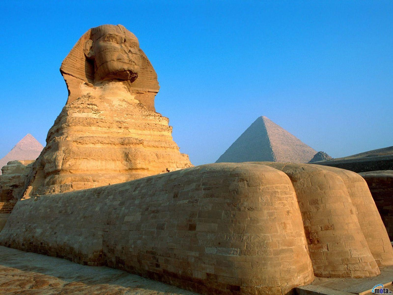 Egyptian Sphinx Wallpapers