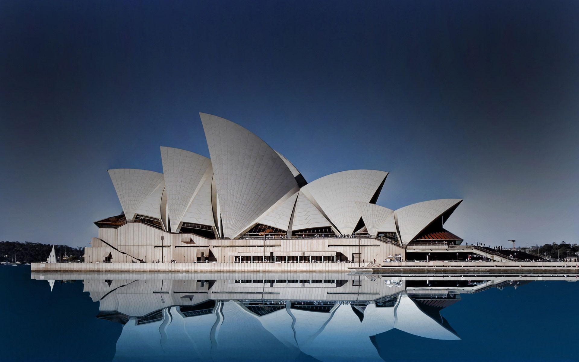 l21qa46 - 25+ Sydney Opera House Hd Images  Background