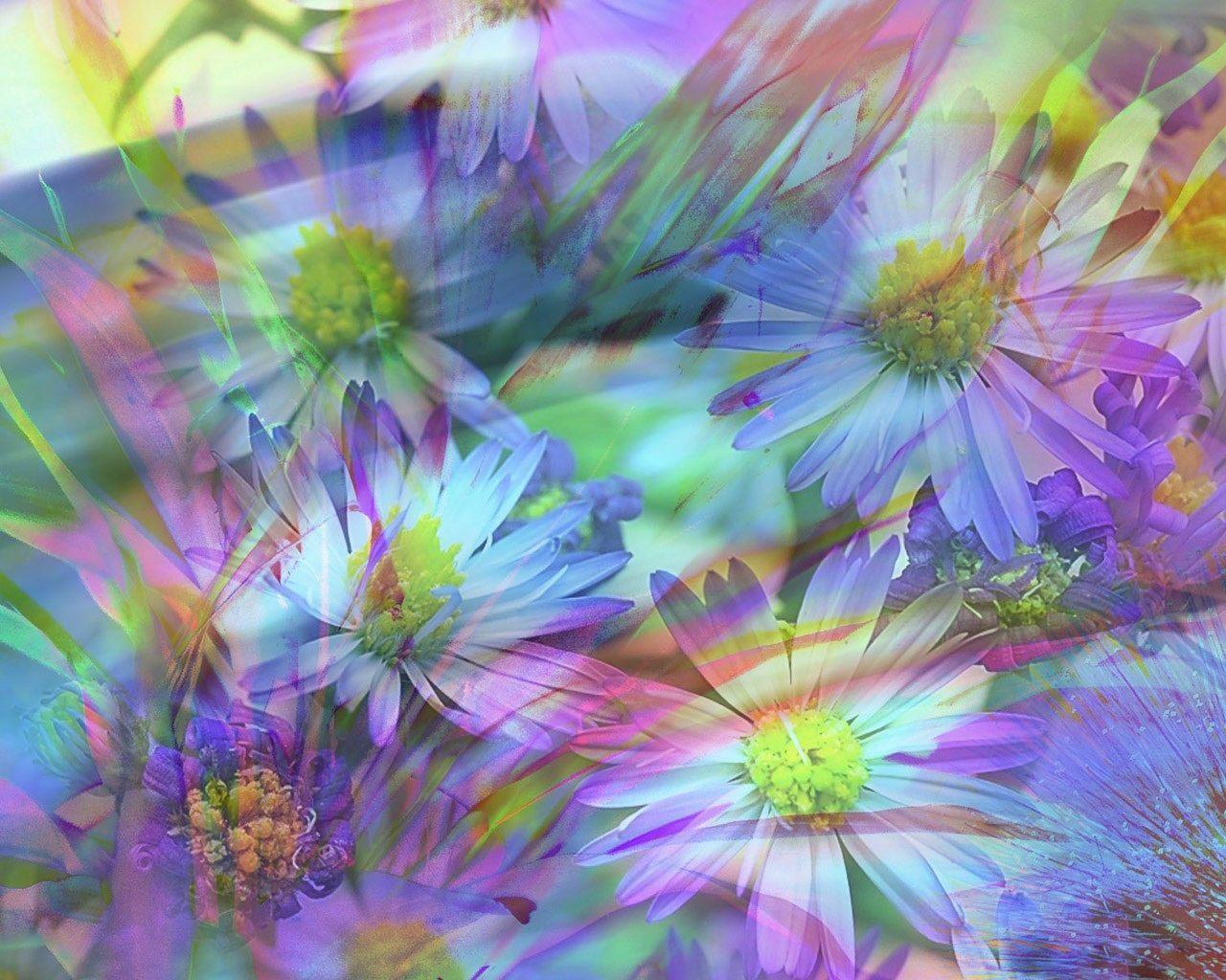 Spring Flower Desktop Backgrounds - Wallpaper Cave