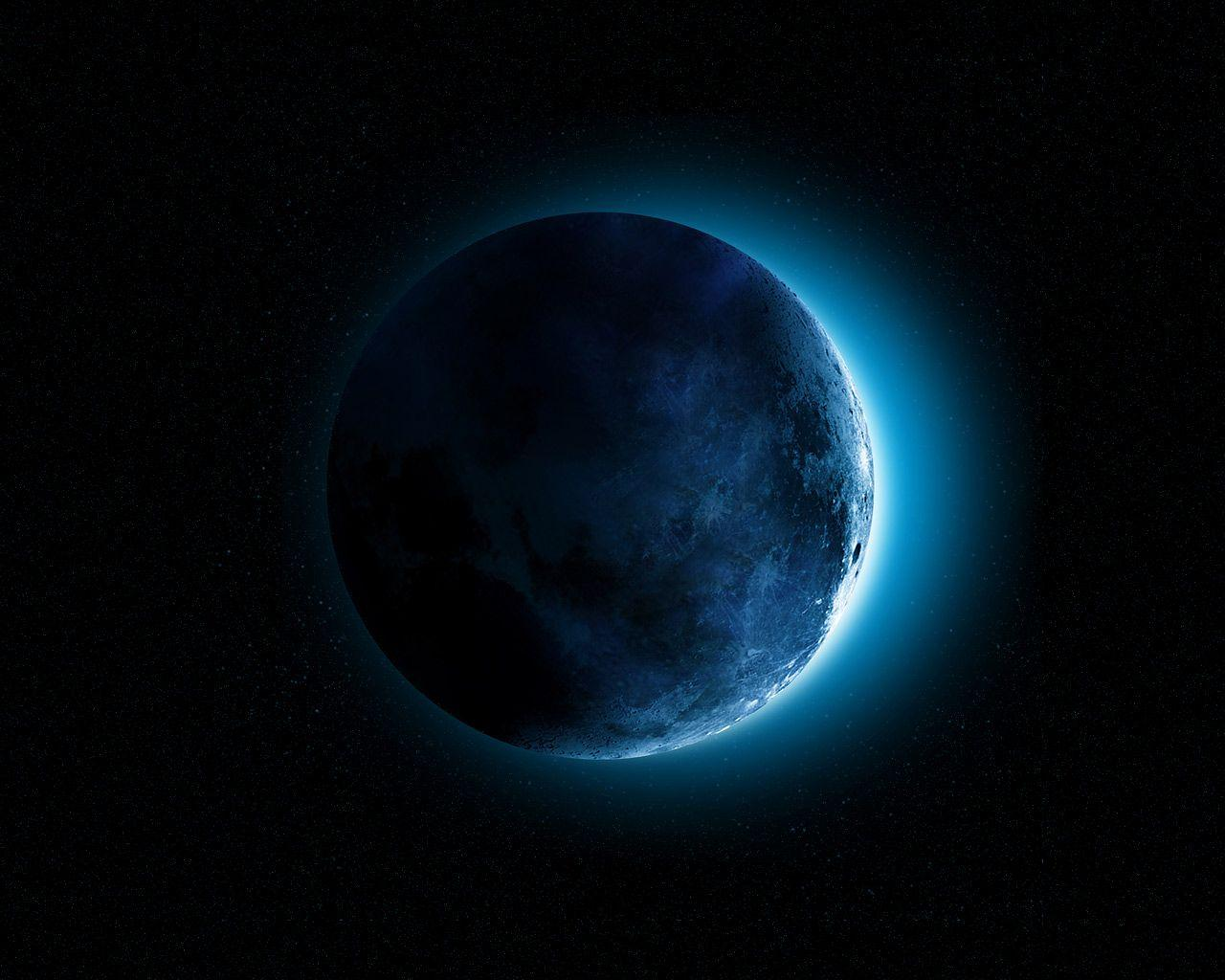 blue moon wallpapers wallpaper cave