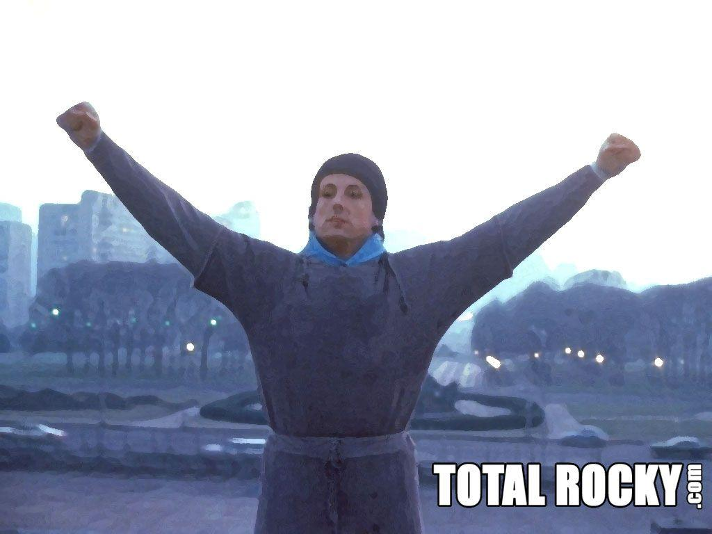 Desktop Wallpaper | Rocky Movie Series Images | Total Rocky