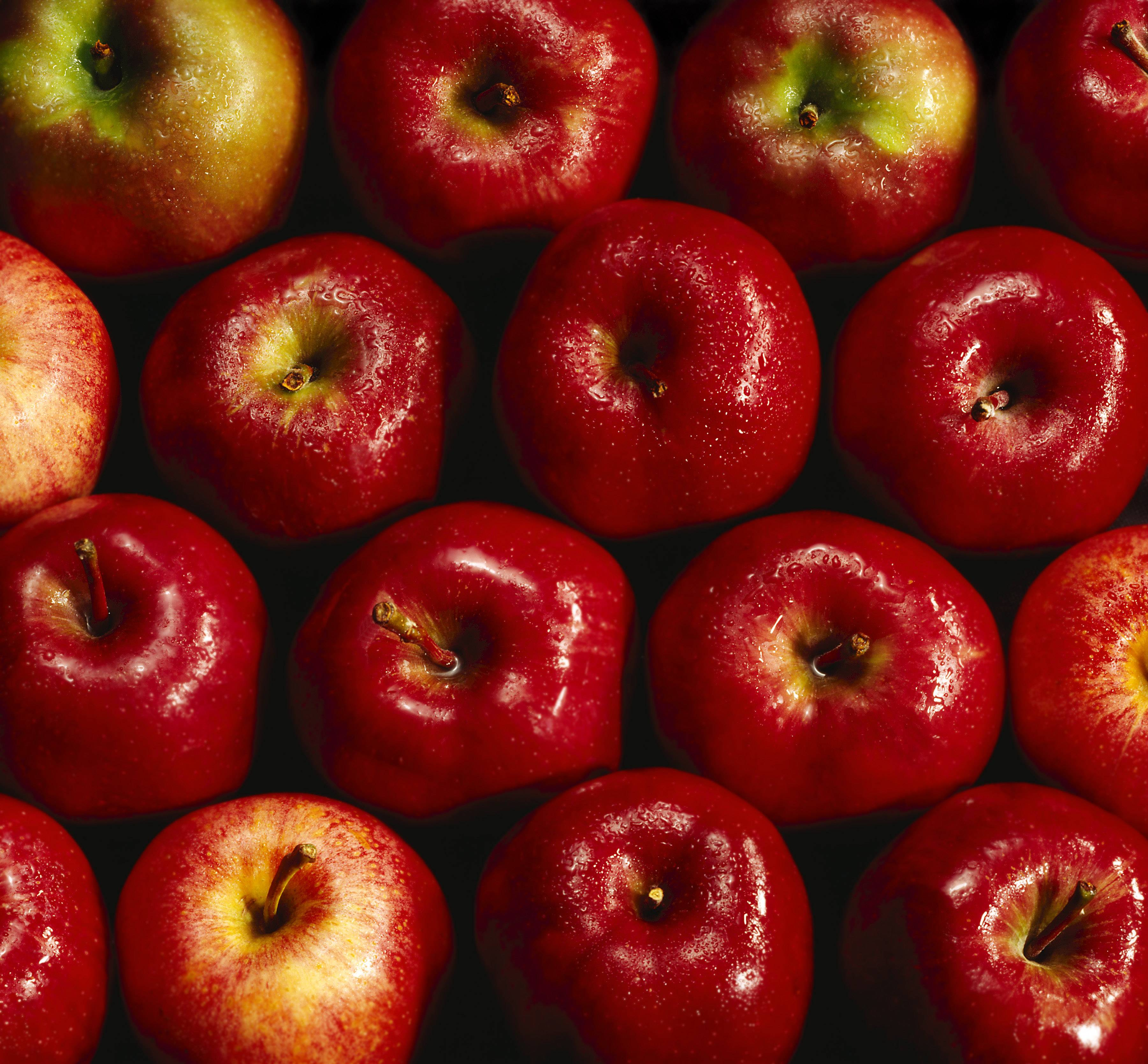 Red apple backgrounds wallpaper cave - Red apple wallpaper ...