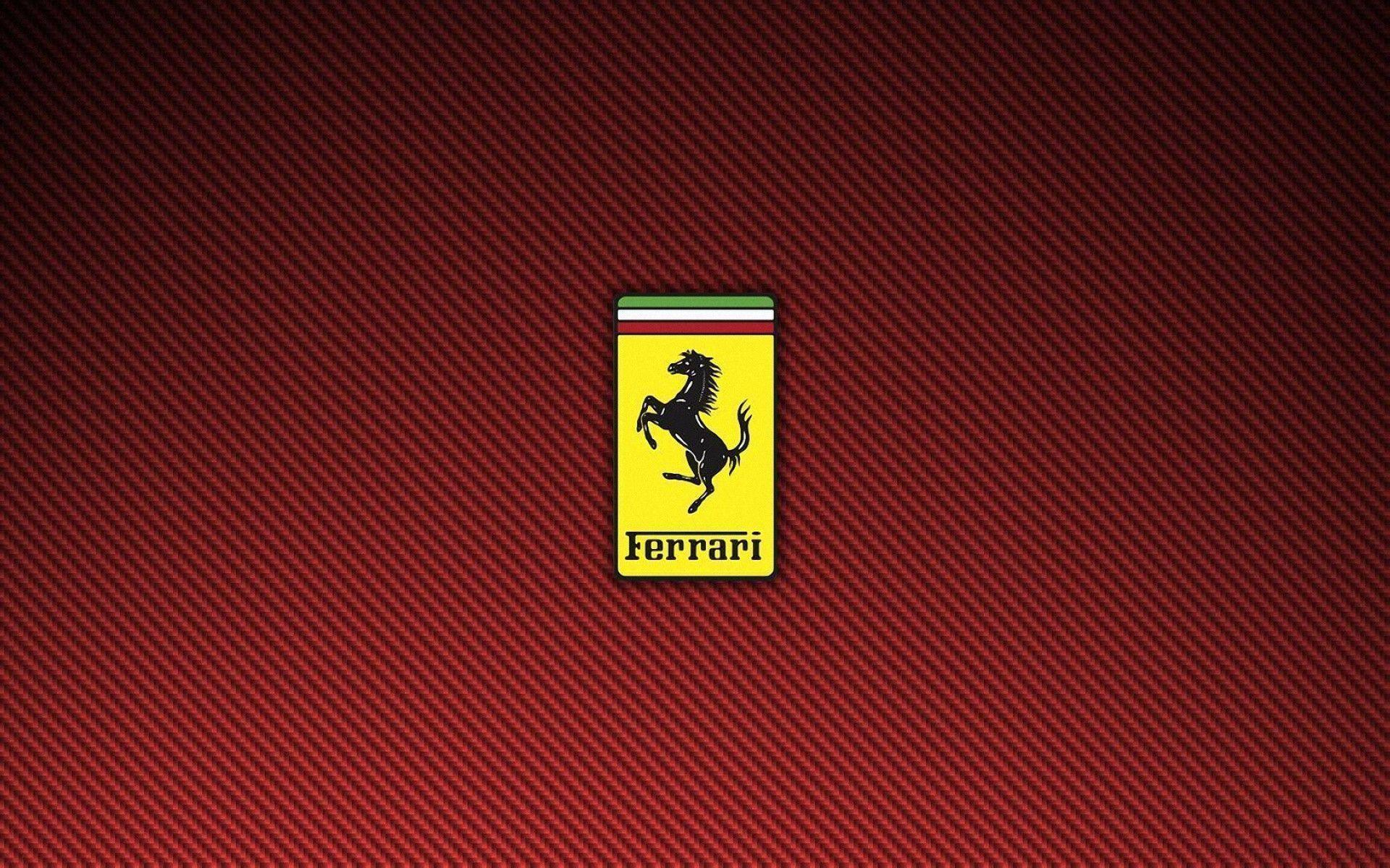 FunMozar Ferrari Logo Wallpapers