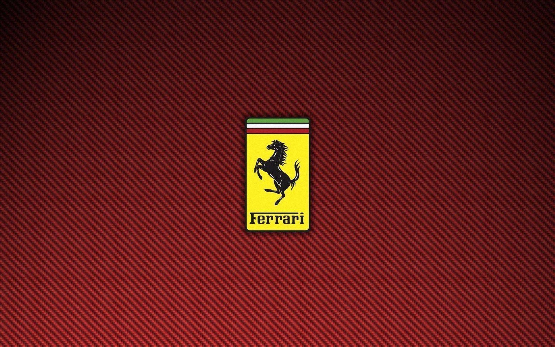 wallpapers ferrari logo - photo #22