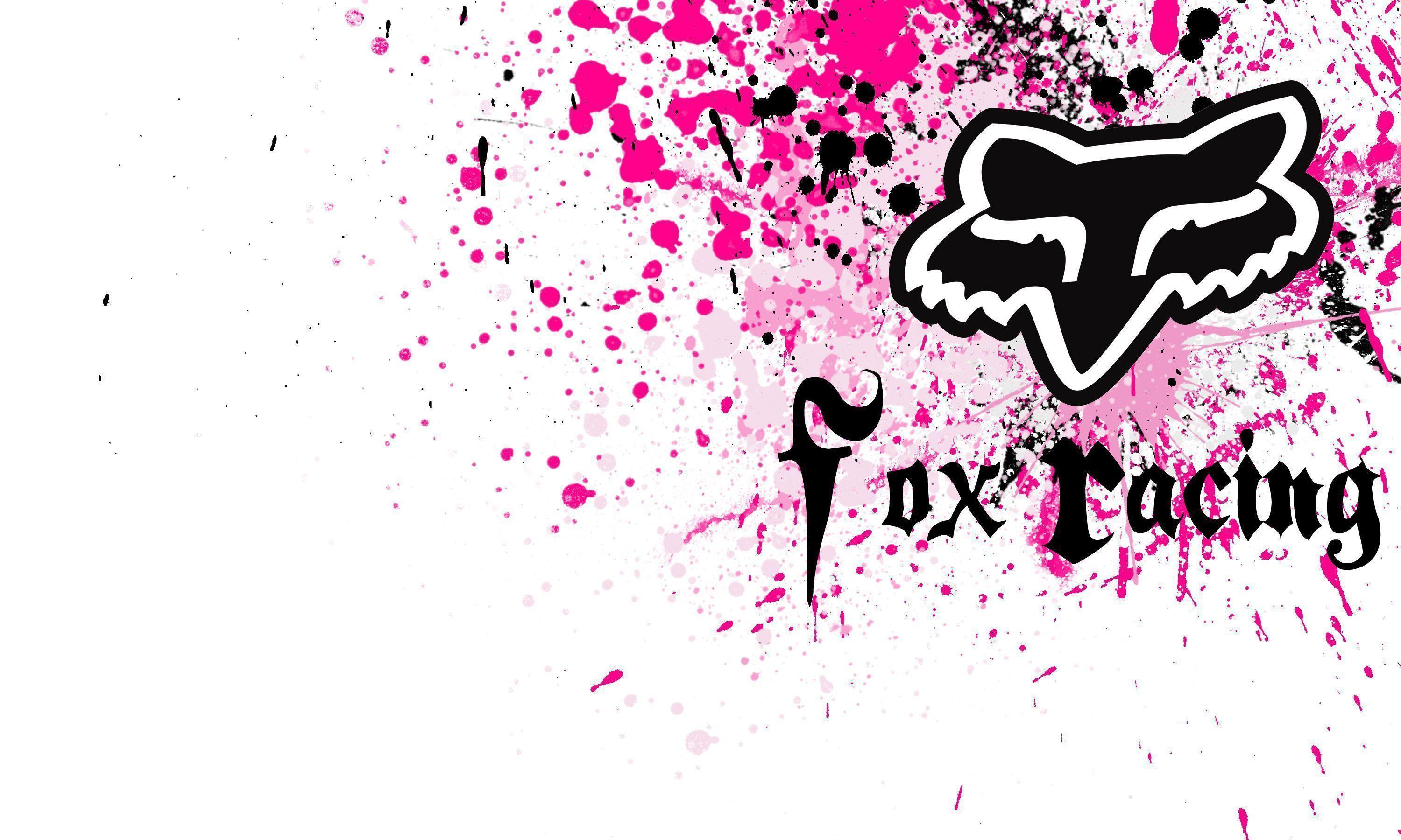 Animals For > Fox Racing Pink