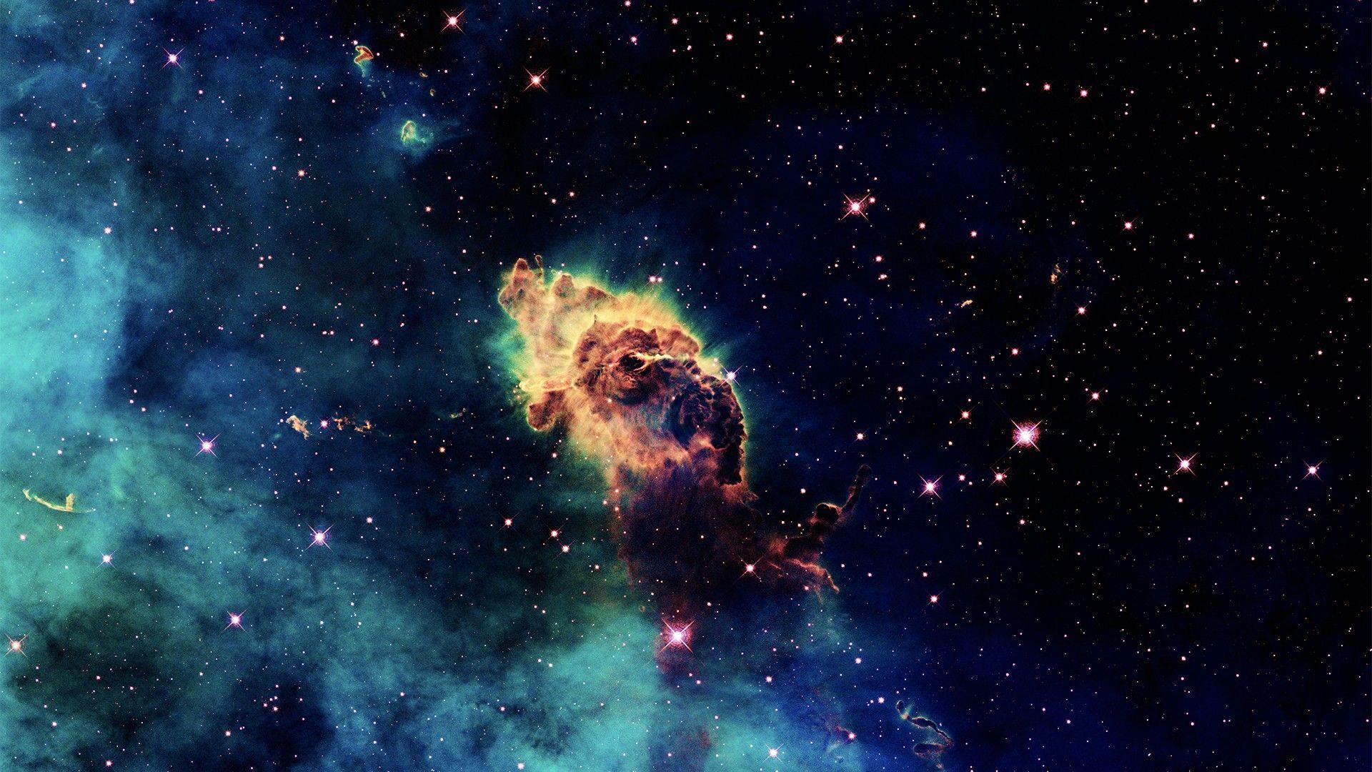 Pillars Of Creation Wallpapers Hd