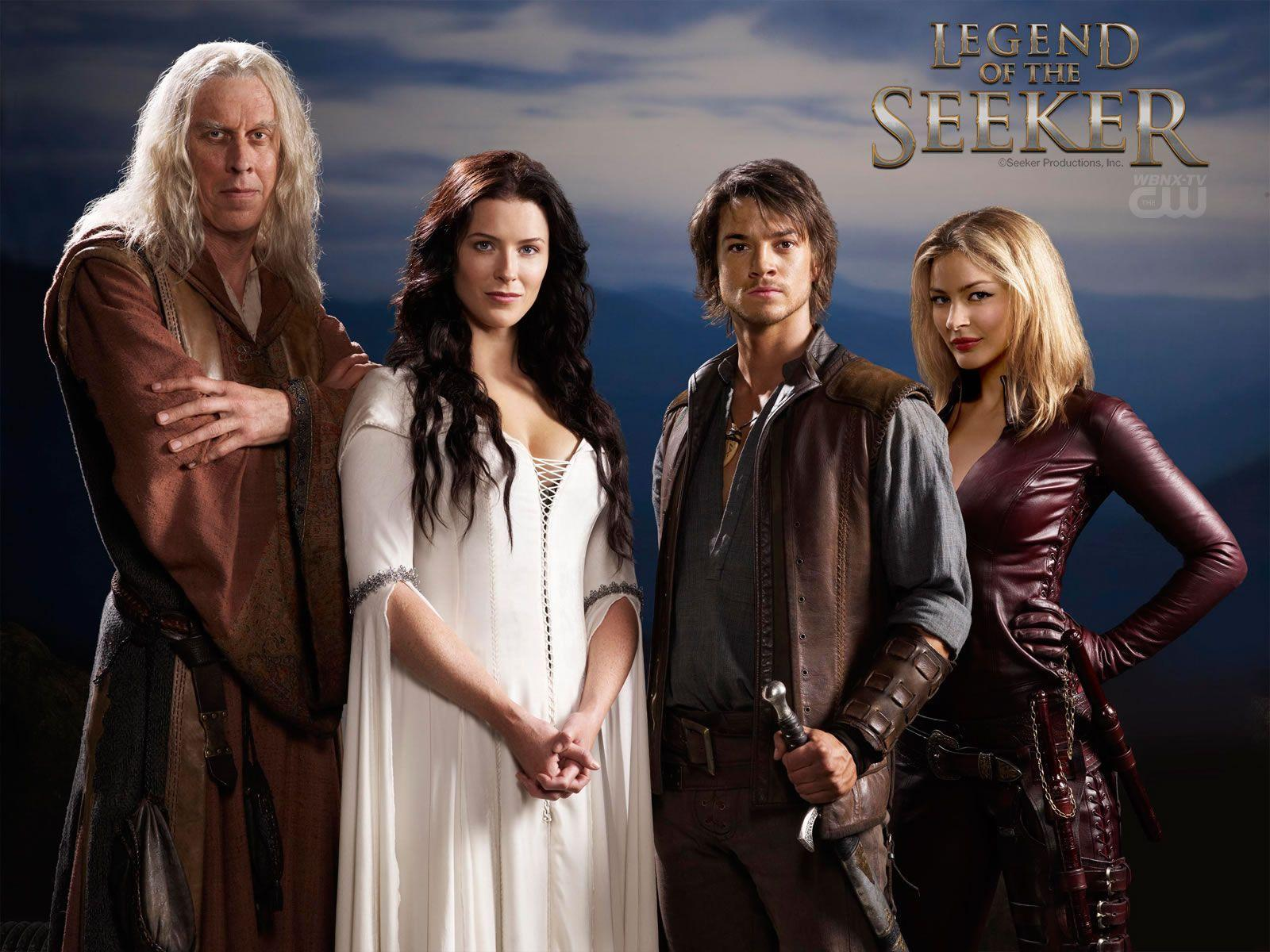 download legend of the seeker full episodes free
