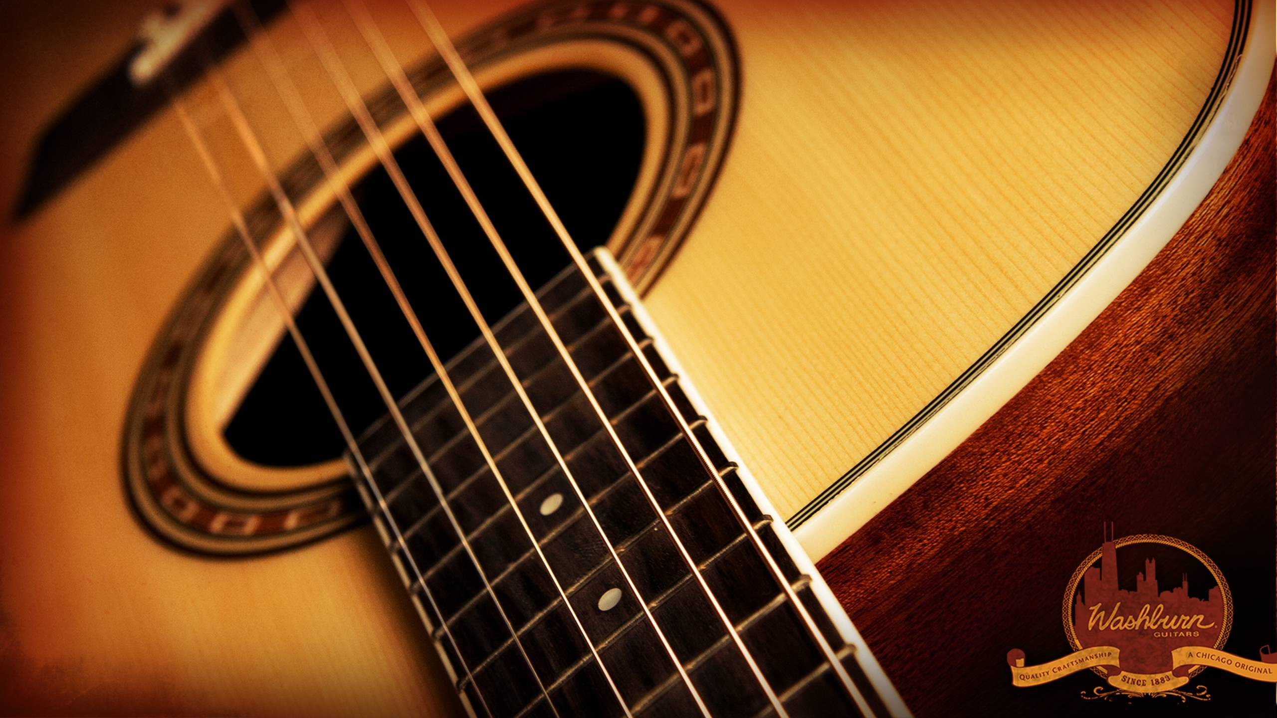 acoustic guitar wallpapers wallpaper cave