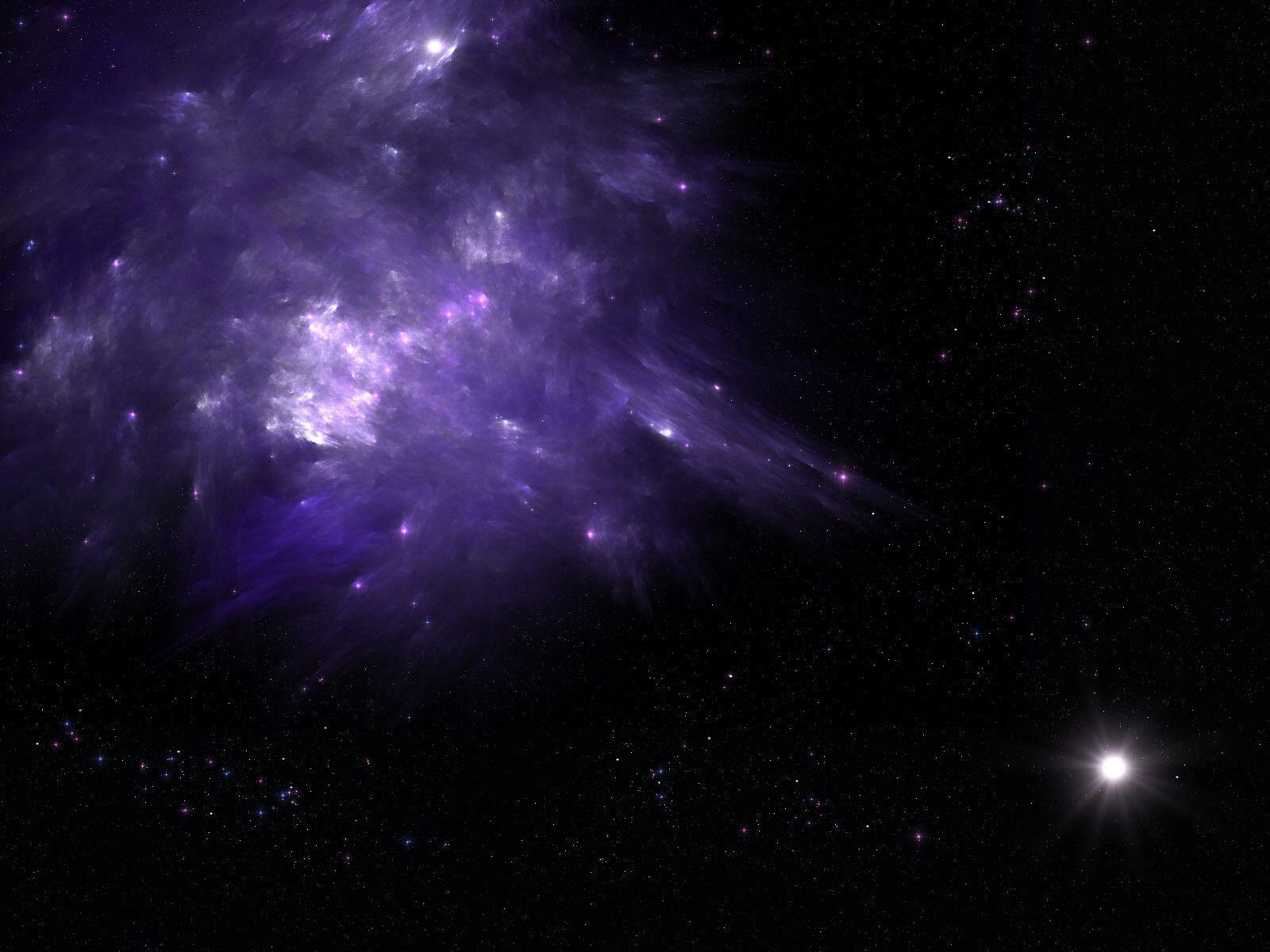 hd purple galaxy wallpaper - photo #21