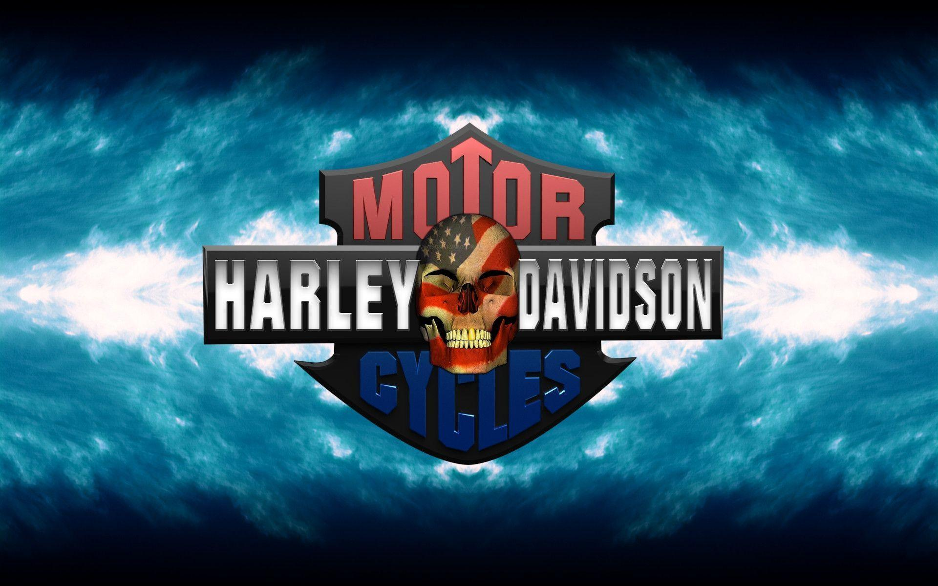 Most Downloaded Harley Davidson Logo Wallpapers