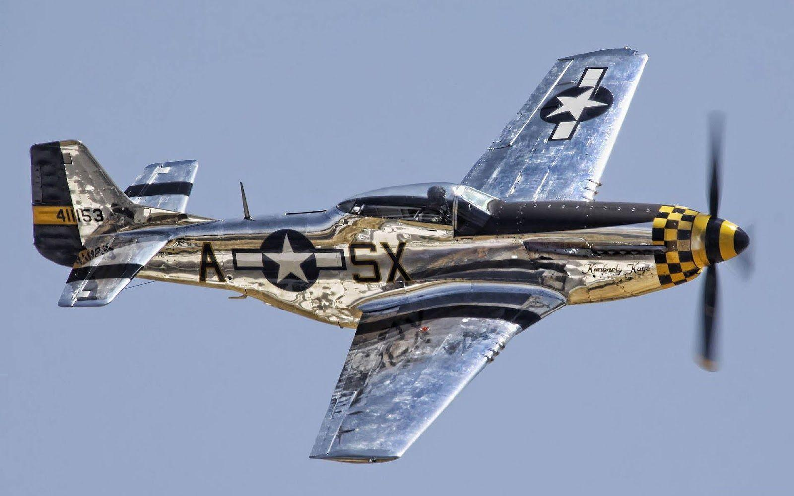 P 51 Mustang Wallpapers – 1600×1000 High Definition Wallpapers
