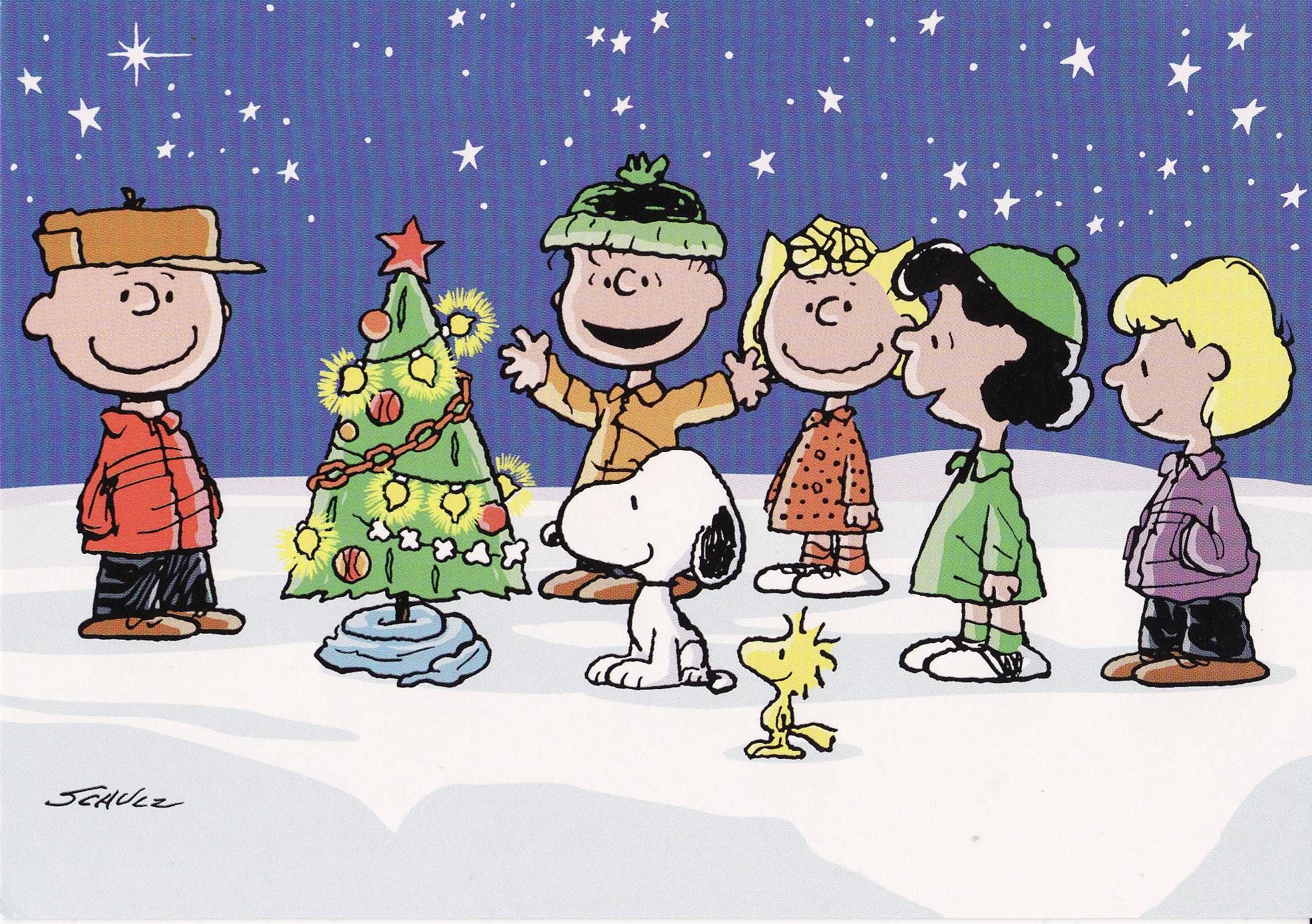 Charlie Brown Christmas Wallpaper pictures