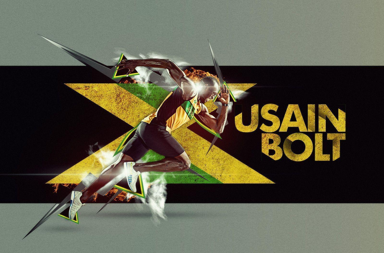 Usain Bolt Wallpaper - Viewing Gallery