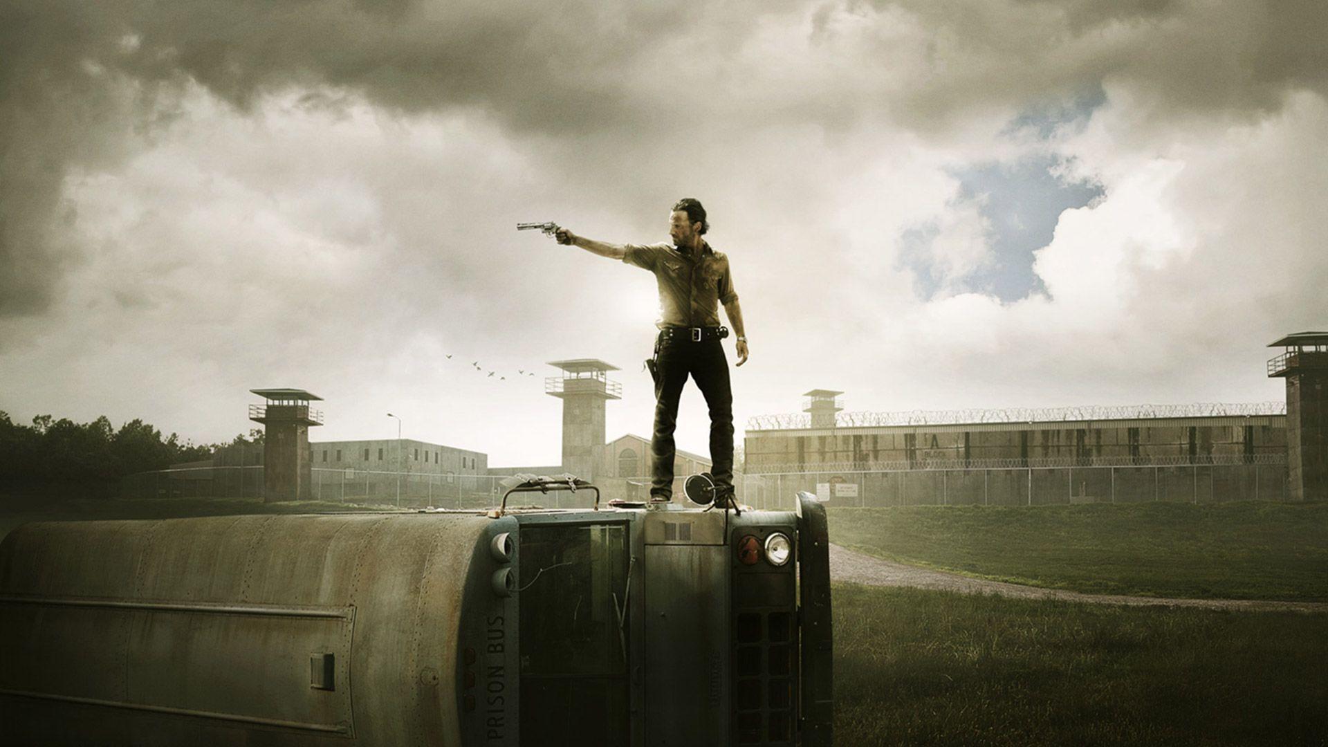 The Walking Dead Wallpaper HD For Desktop Best Collection