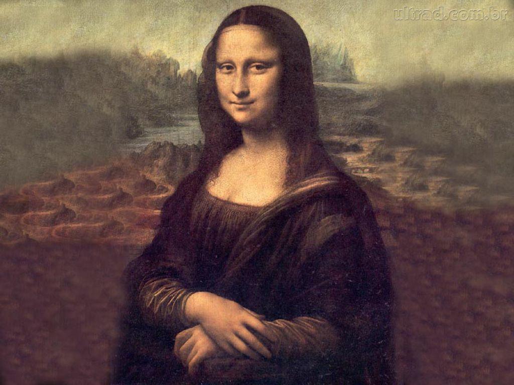 Leonardo Da Vinci Wallpapers - Wallpaper Cave Da Vinci Mona Lisa