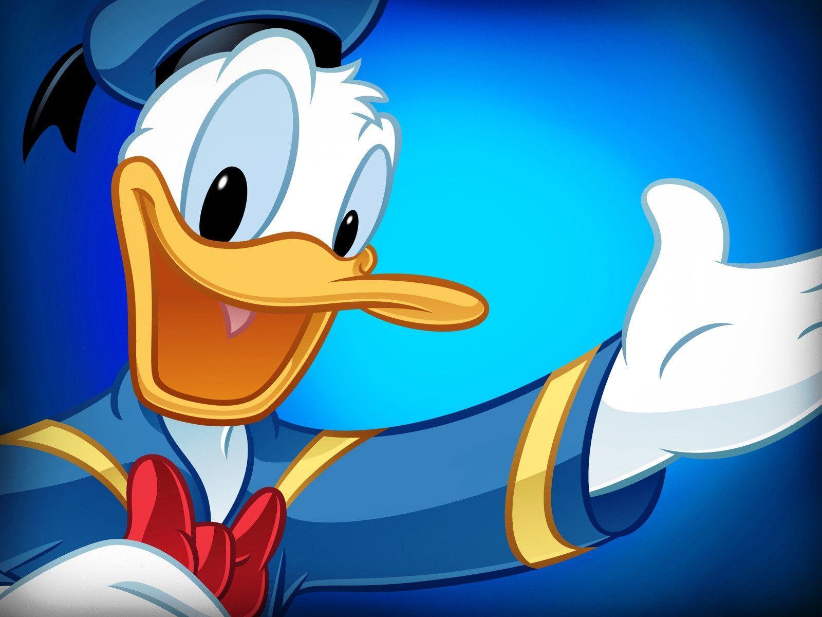 Donald Duck Wallpapers - Wallpaper Cave