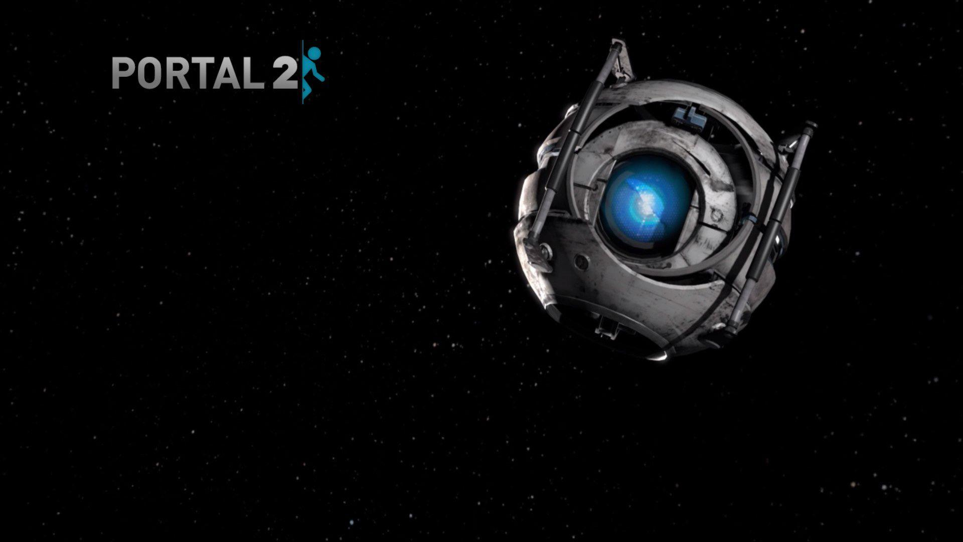 Portal 2 Hd Wallpapers and Backgrounds