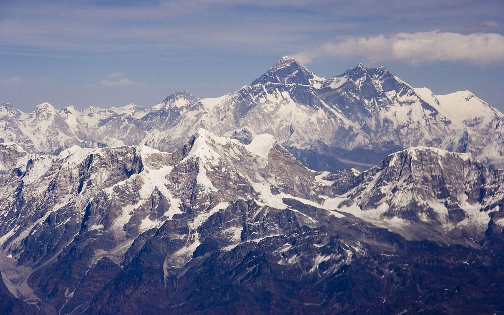 Mount Everest Hd desktop Wallpapers