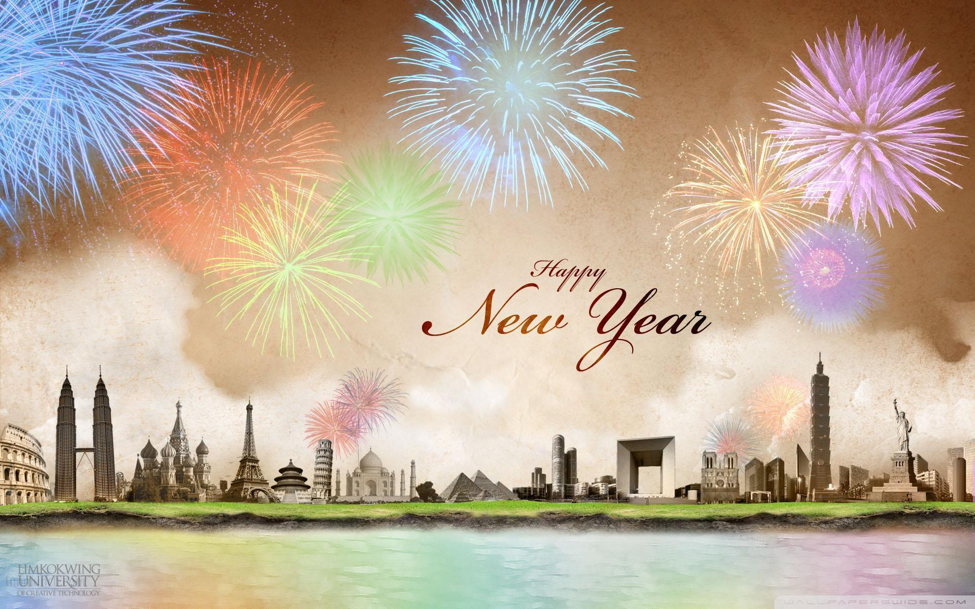 happy new year wallpapers free art wallpapers