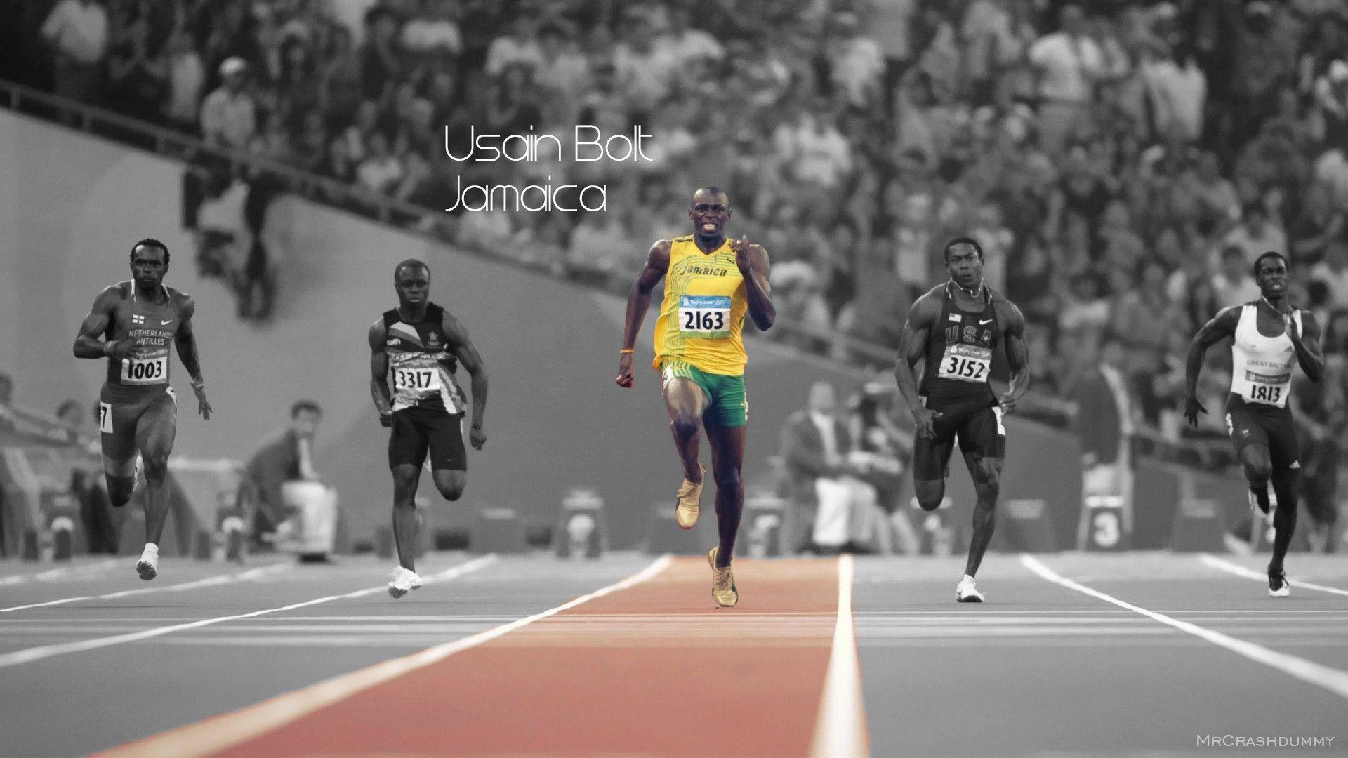 Usain Bolt widescreen wallpapers in hd - HD Wallpaper