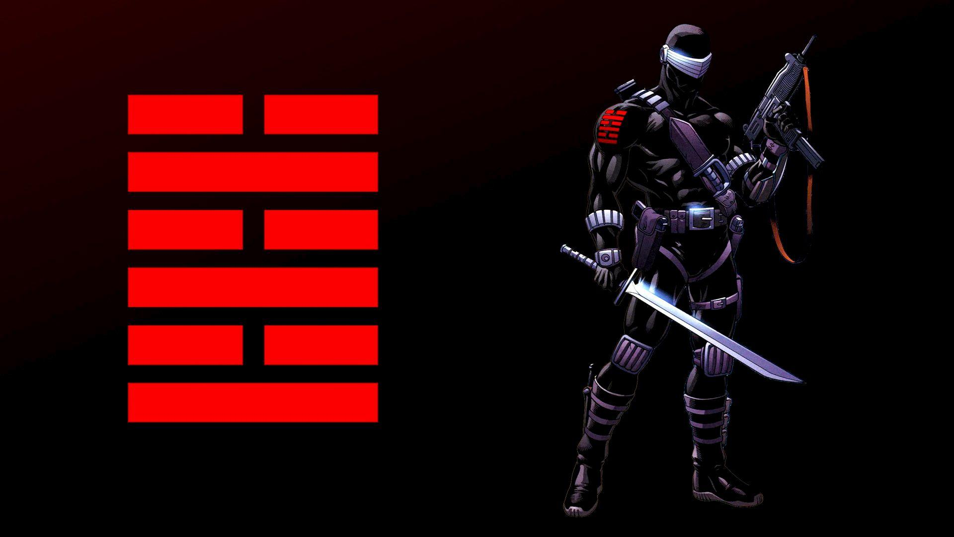 Snake Eyes Gi Joe Wallpapers