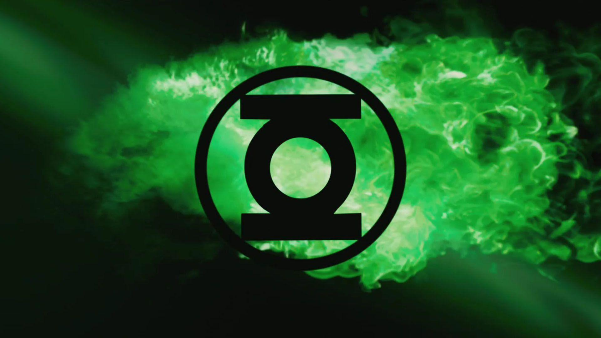 Wallpapers For > Black Green Lantern Wallpapers