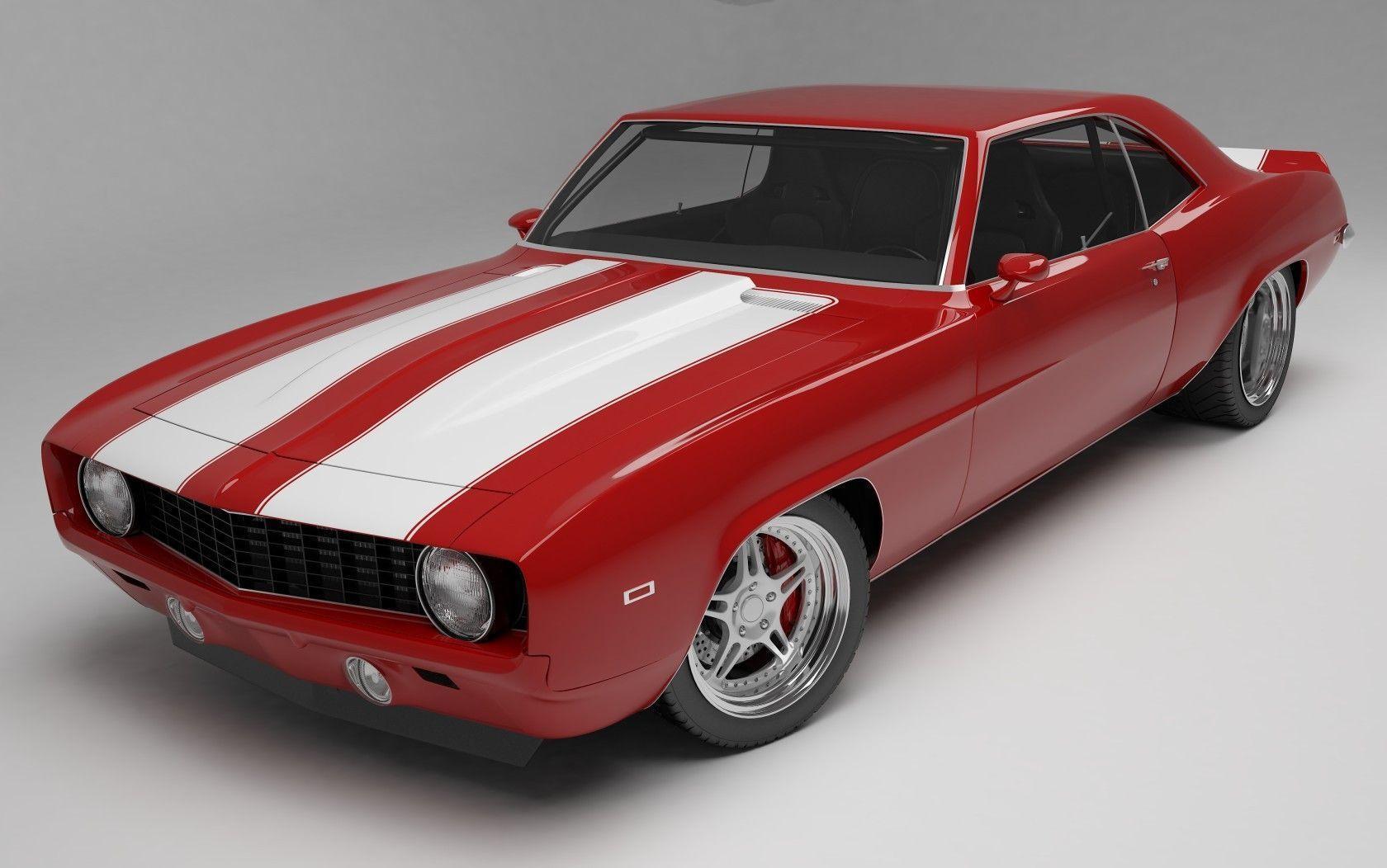 1969 Camaro Wallpapers...1969 Camaro Hd Wallpaper