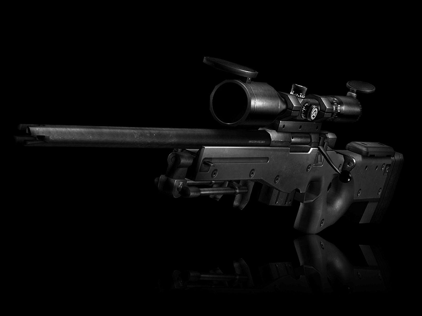 Sniper Rifle Wallpaper (73+ images) |Sniper Rifle Wallpaper