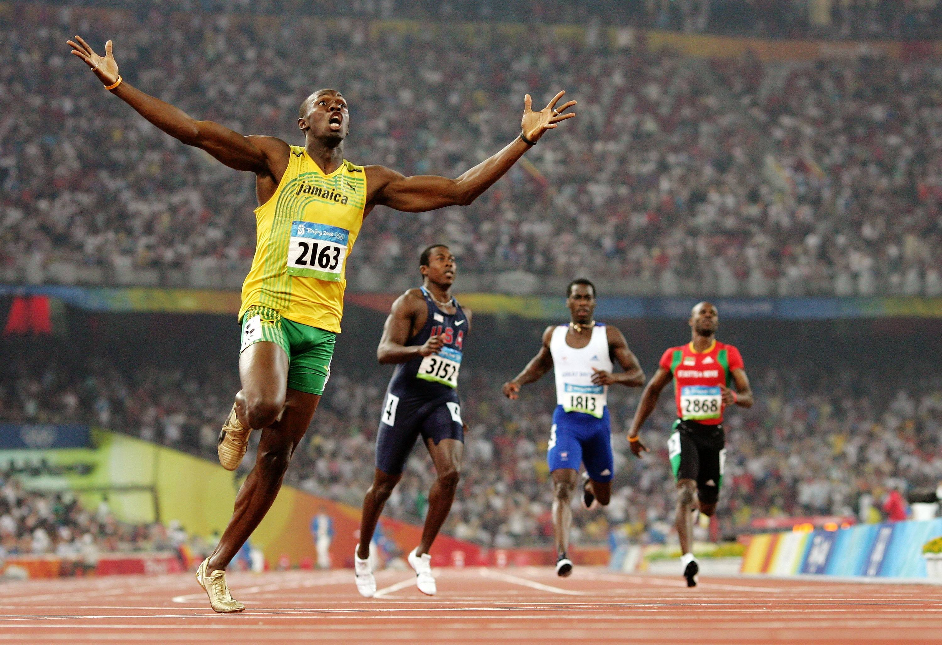 Usain bolt HD wallpapers - Wallpapers Mela