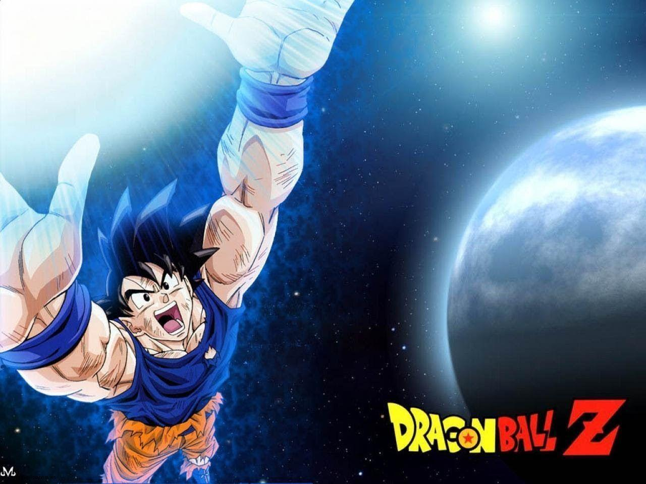 Dragon ball z wallpapers goku wallpaper cave - Dragon bale z ...