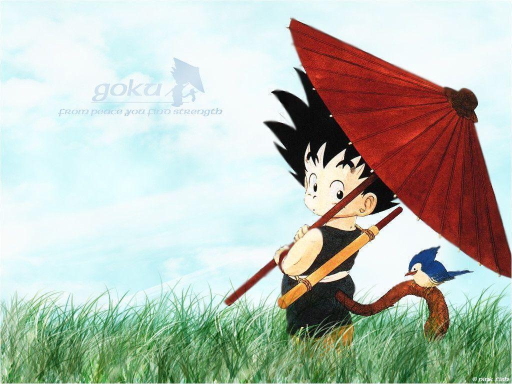 Kid Goku Wallpapers - Wallpaper Cave