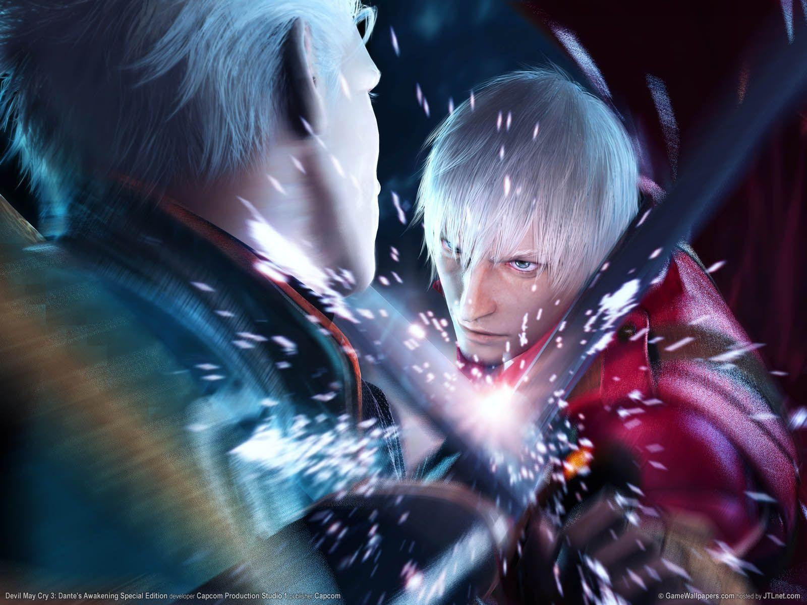 wallpapers devil may cry - photo #13