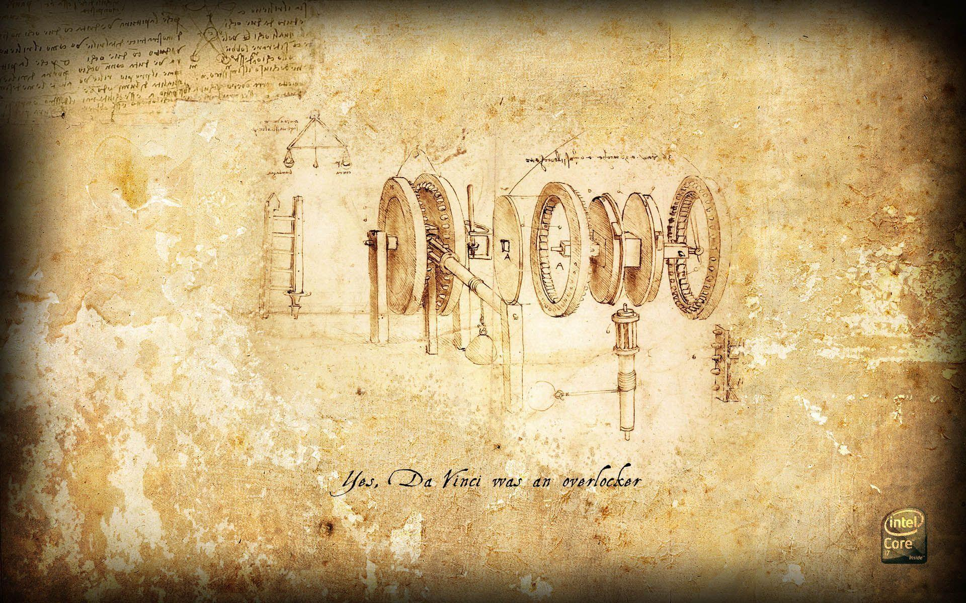 leonardo da vinci wallpapers wallpaper cave