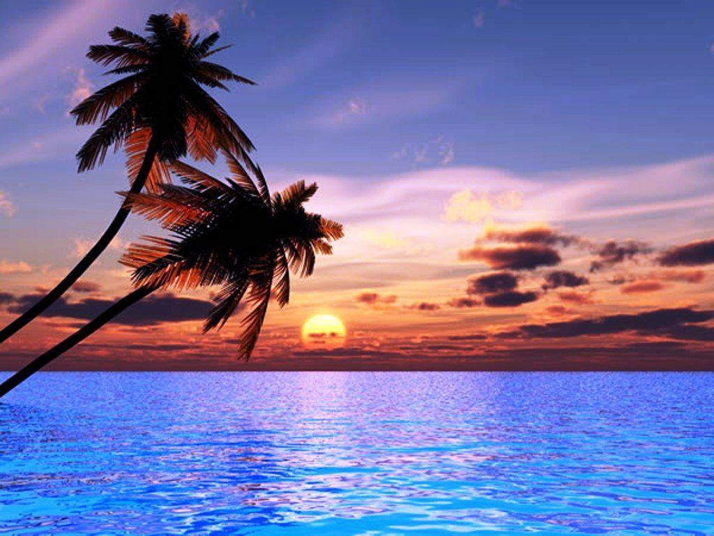 Colorful Beach Sunsets Hd 10113 Hd Wallpapers in Beach n Tropical ...