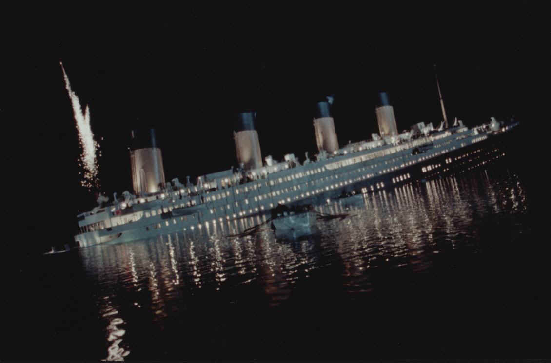 Titanic Sinking - Music and Movie Wallpapers (13447) ilikewalls.