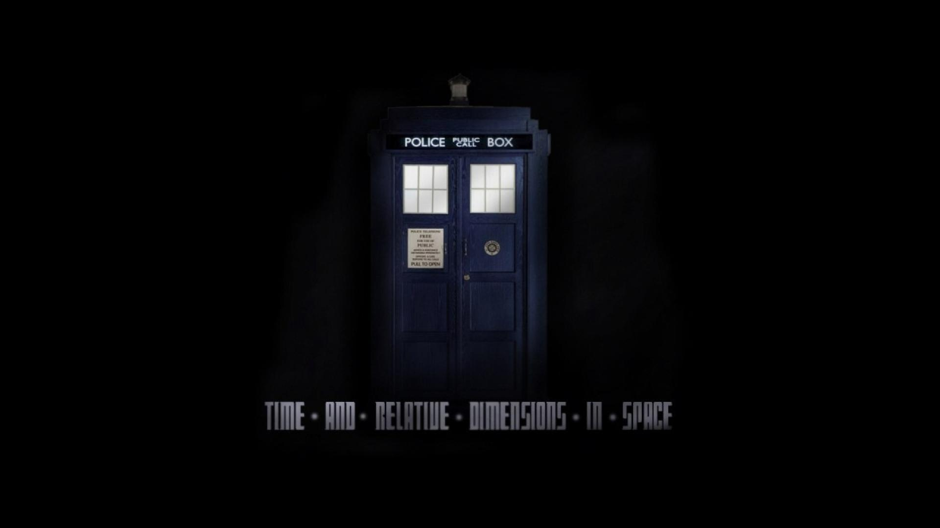 Wallpapers For Tardis Wallpaper 1920x1080