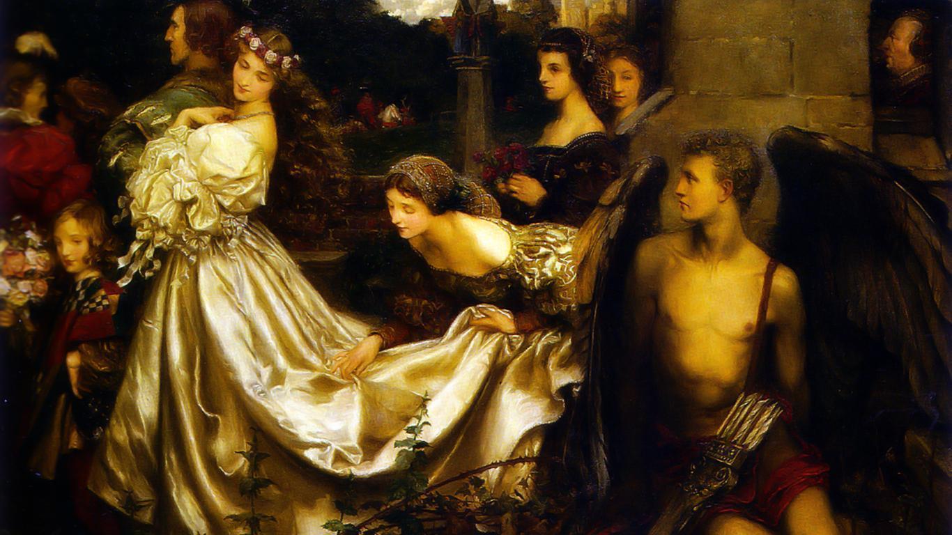 Pre-Raphaelite Wallpapers