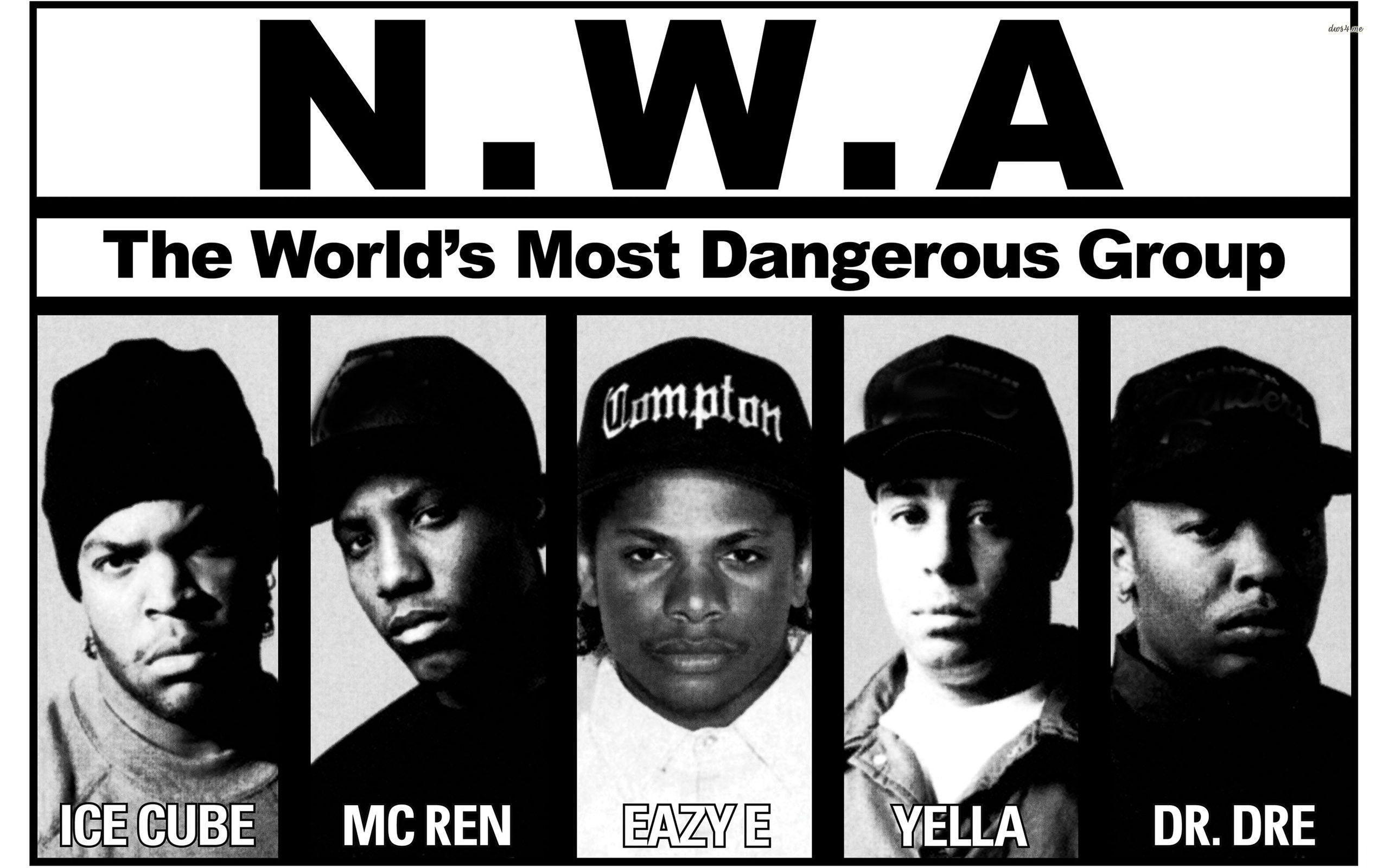 N.W.A. Wallpapers - Wallpaper Cave