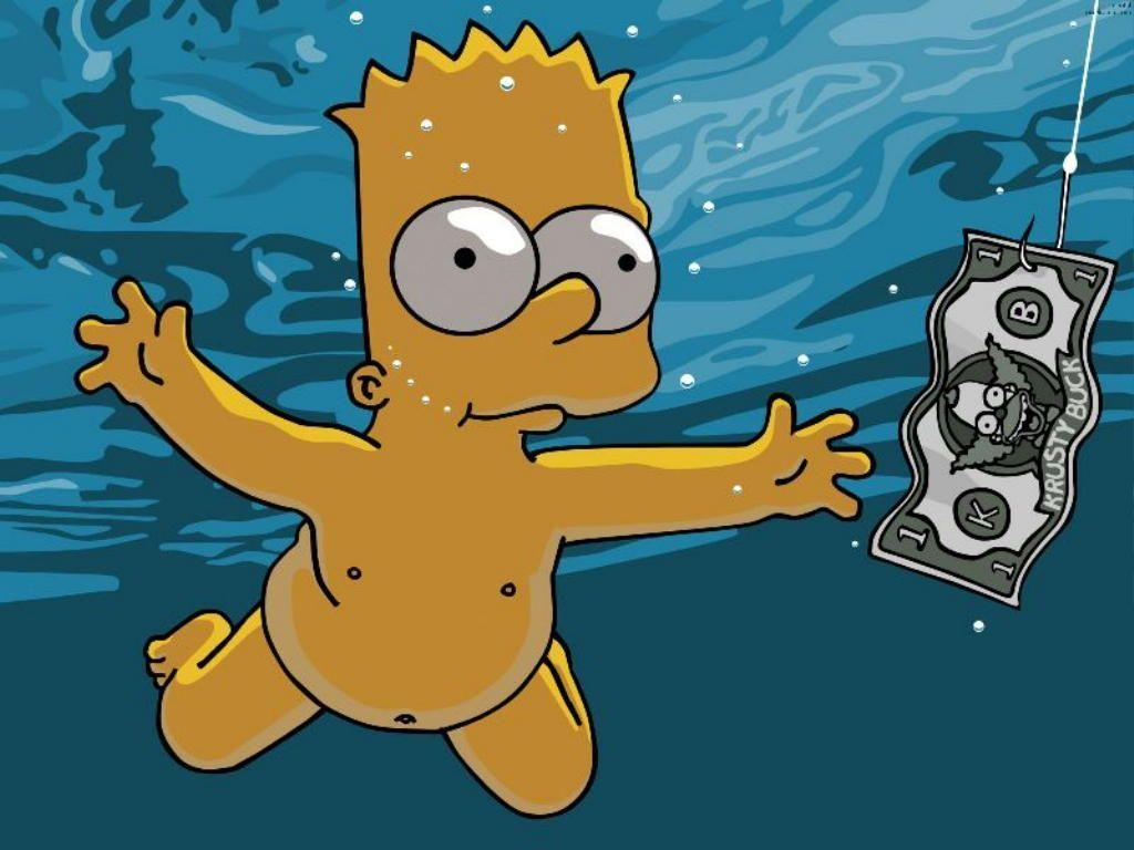 funny simpson wallpapers wallpaper cave