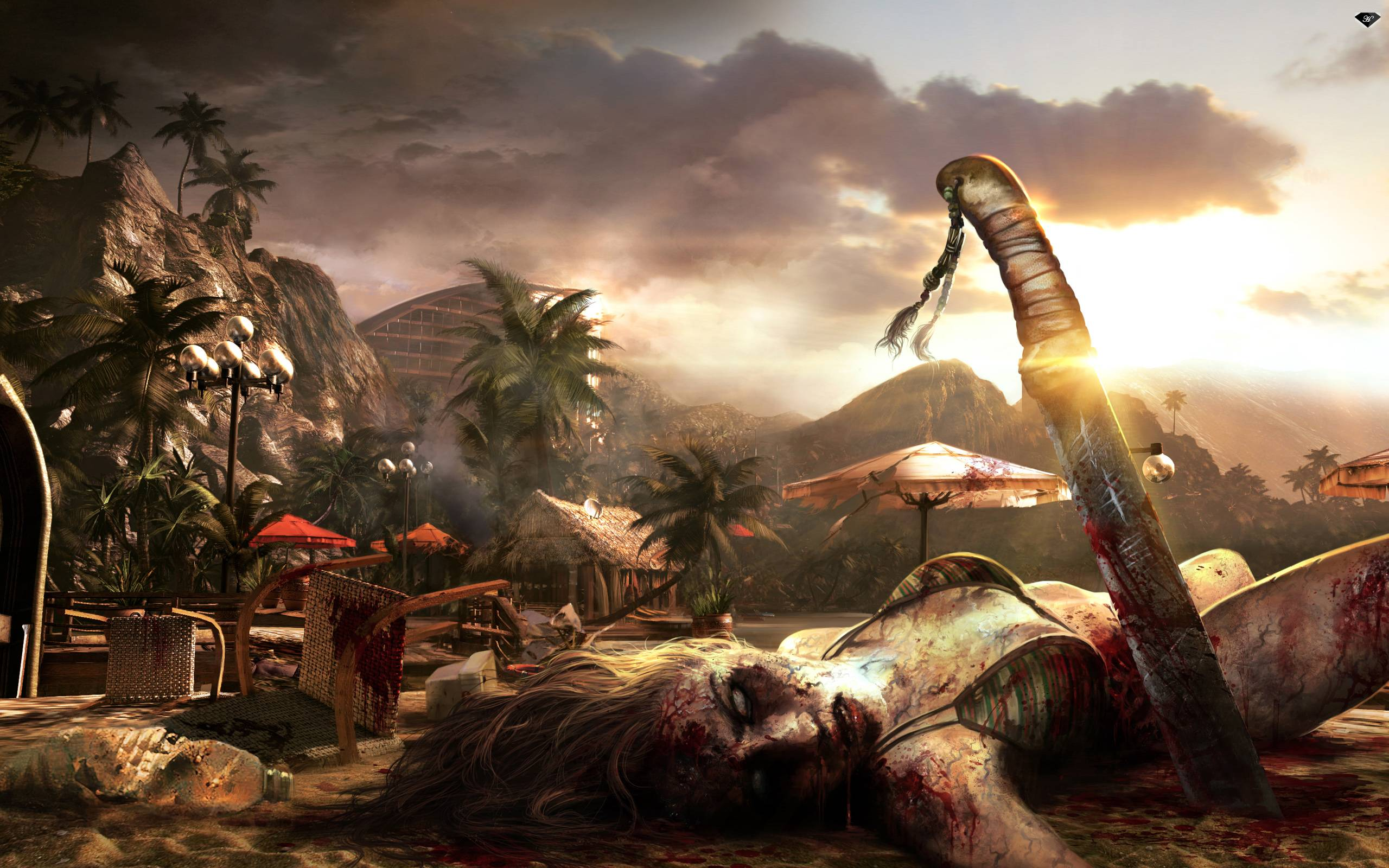 Dead Love Girl Wallpaper : Dead Island Wallpapers - Wallpaper cave