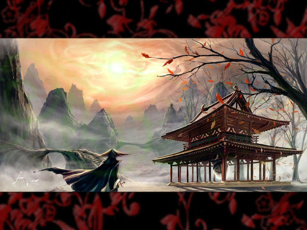 Wall Art Hd Pic : Japanese art wallpapers wallpaper cave