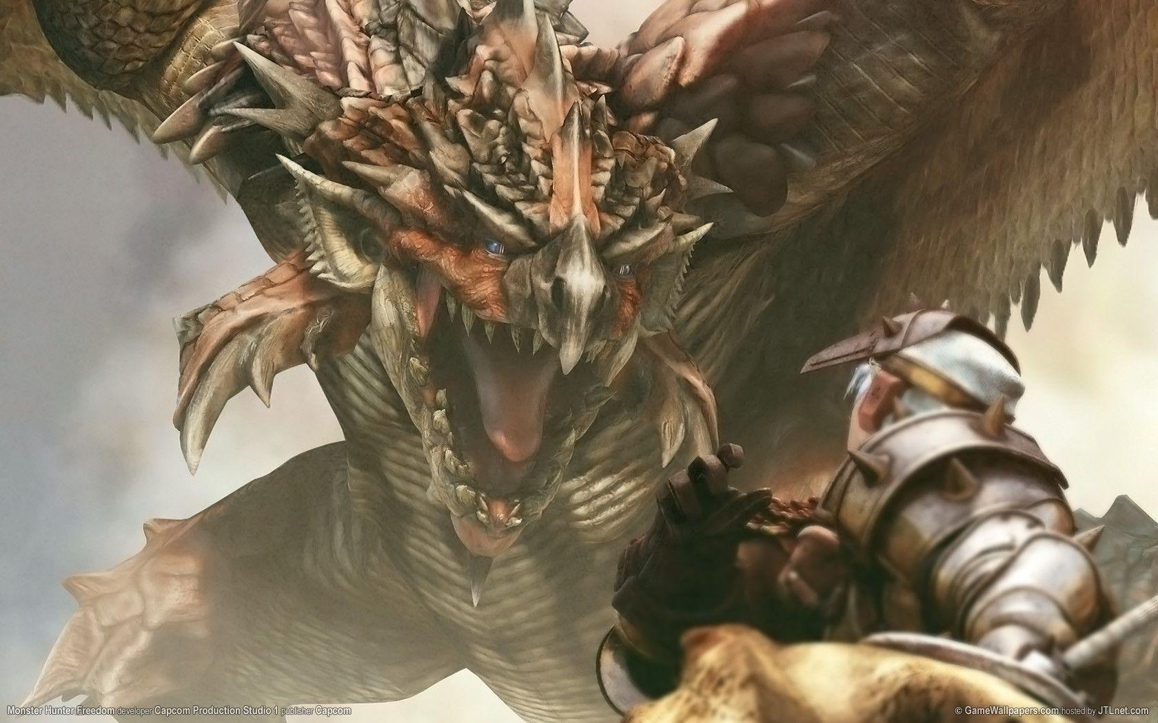 Monster Hunter Tri Wallpapers - Wallpaper Cave