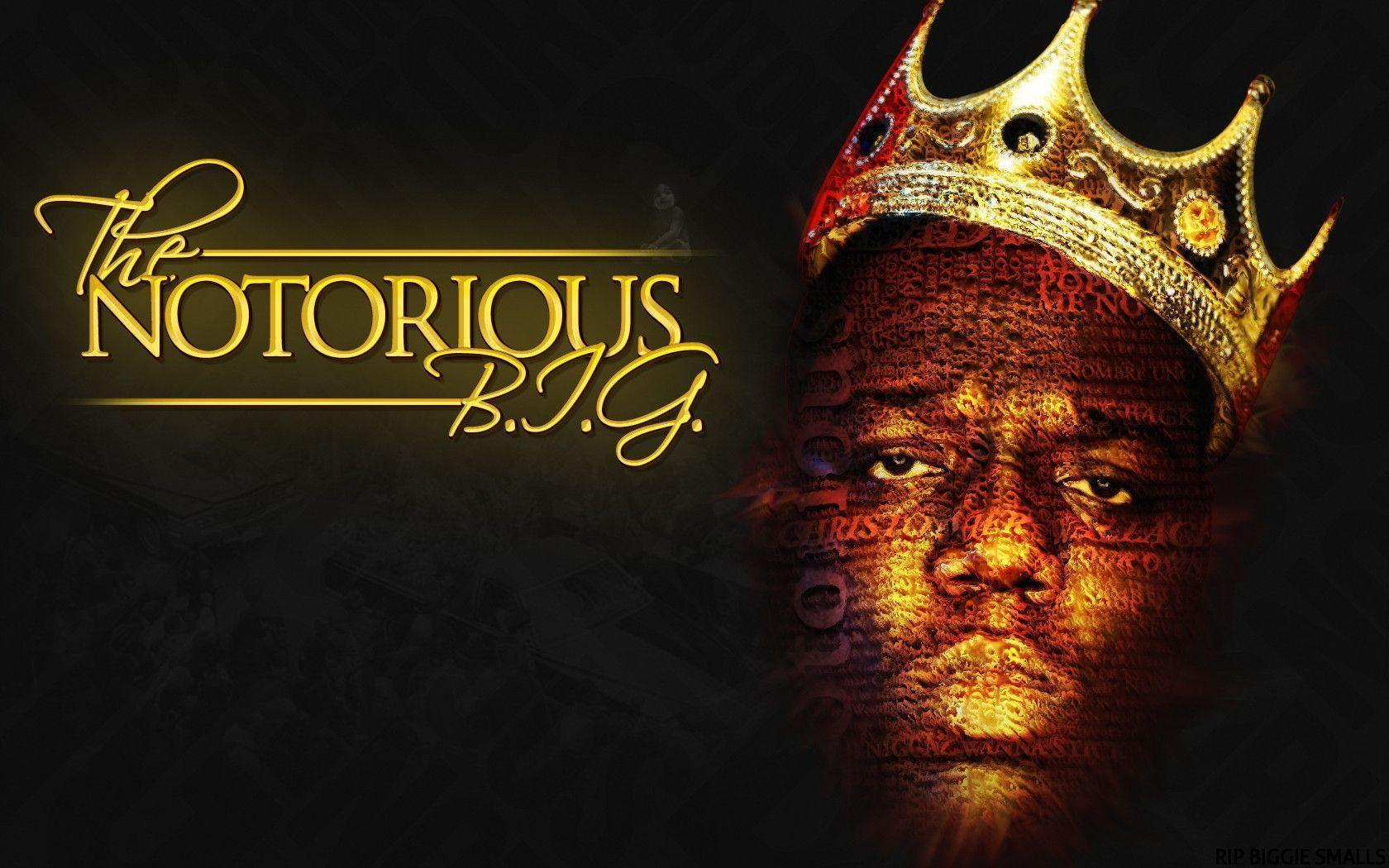 The Notorious B I G Wallpapers Wallpaper Cave