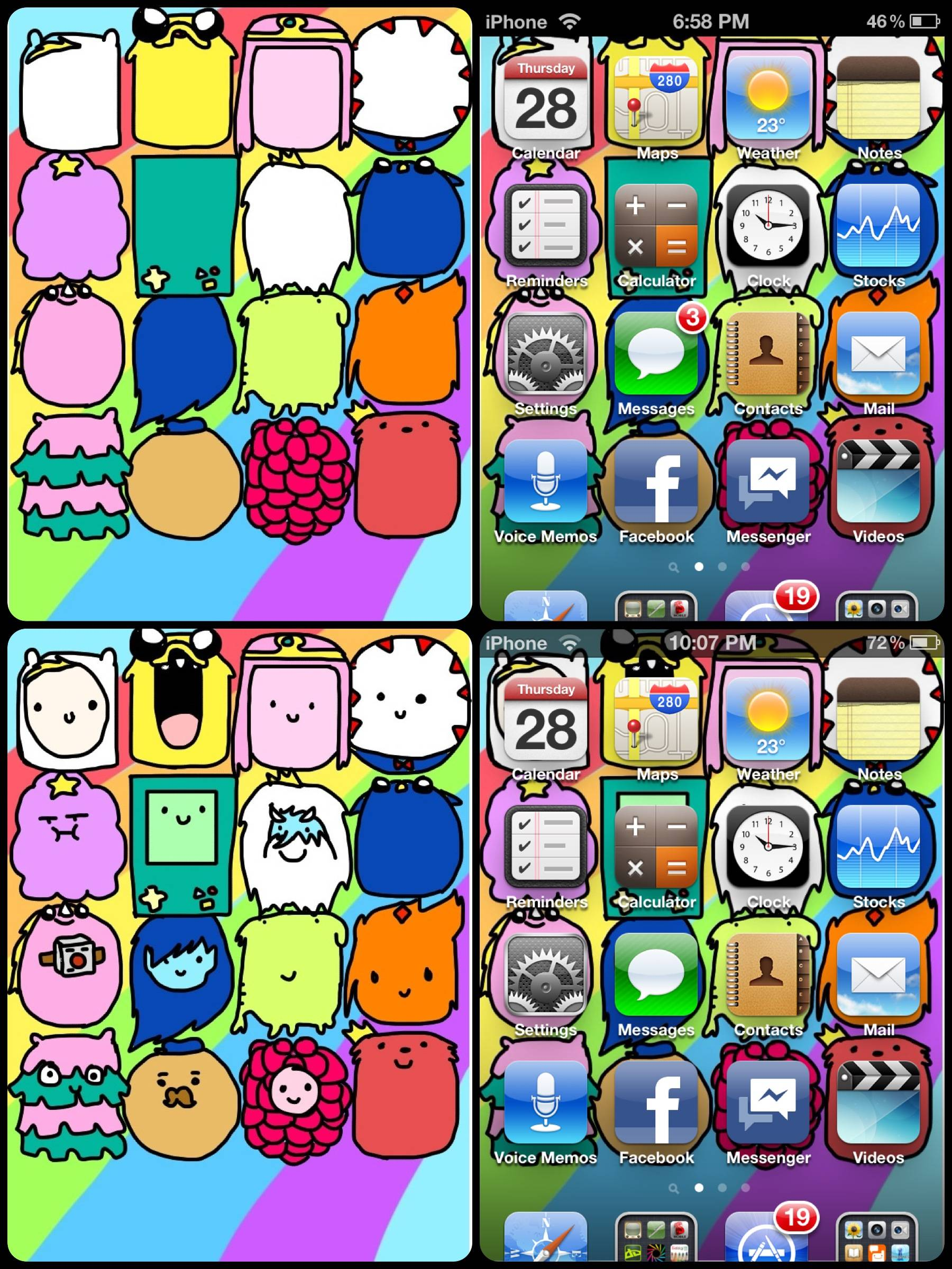 Wallpaper iphone adventure time - Adventure Time Iphone Wallpaper Id 1800 2400