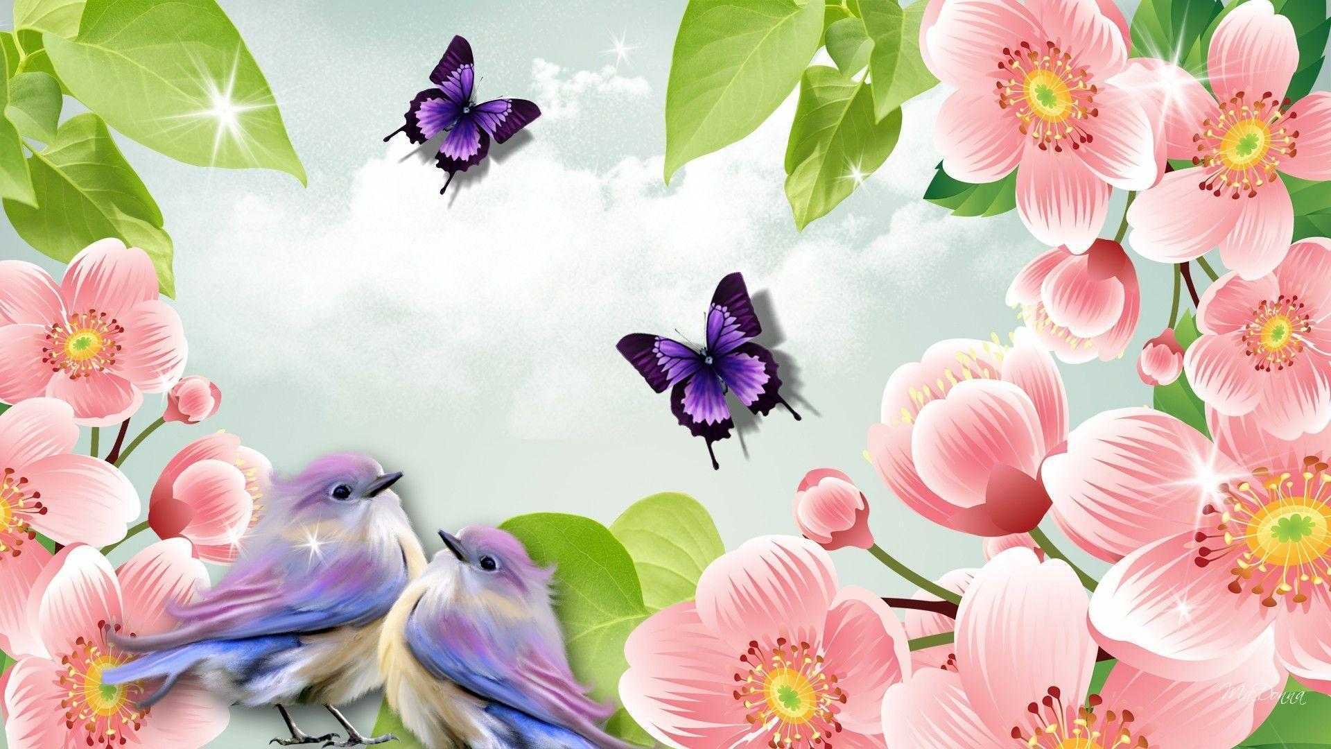 spring nature wallpaper - photo #42