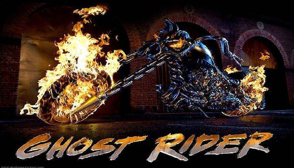 ghost rider wallpaper bike - photo #13